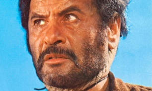 Eli Wallach in The Good, The Bad And The Ugly